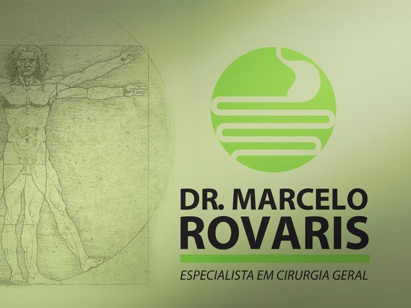 Marca da Clínica Dr. Marcelo Rovaris